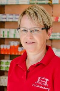 Frau Danneberg, Kaufmännische Angestellte