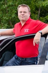 Herr Petersen, Fahrer
