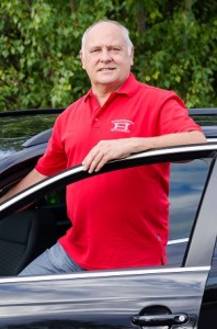 Herr Schauroth, Fahrer